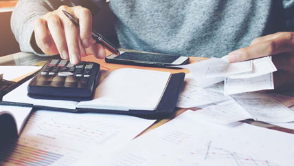 calculate IRRRL savings