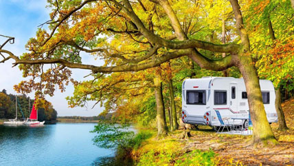 Houseboat and RV that are ineligible for VA loan