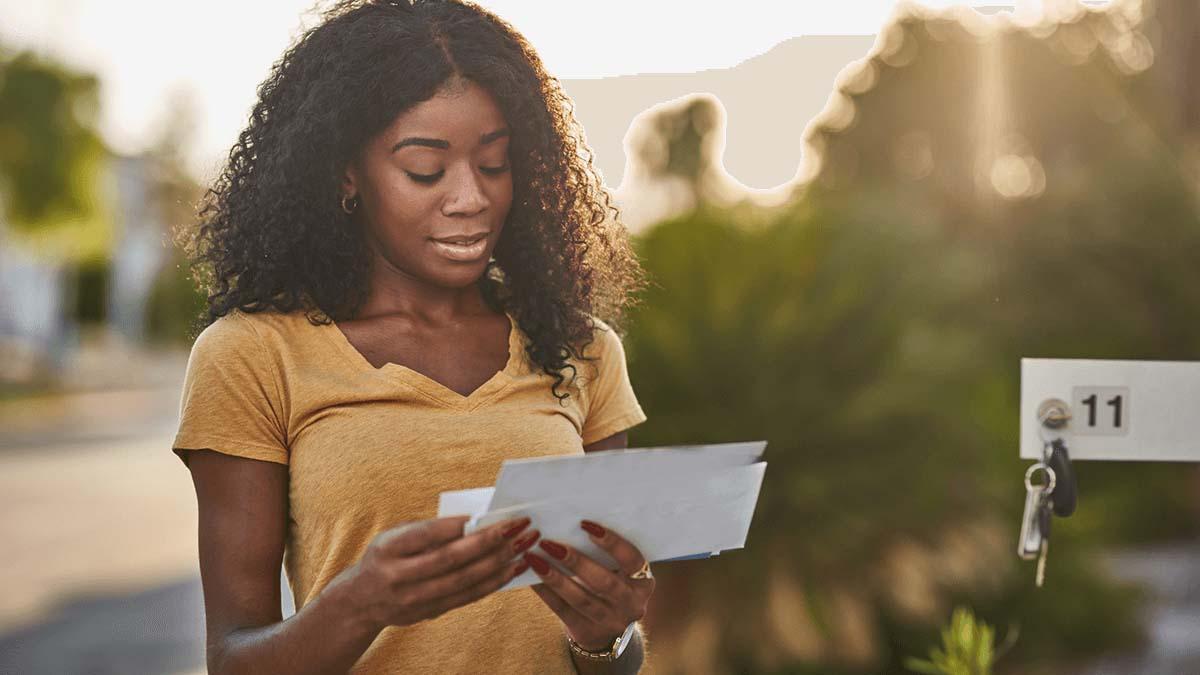Homeowner Gets Letter of Mortgage Sold