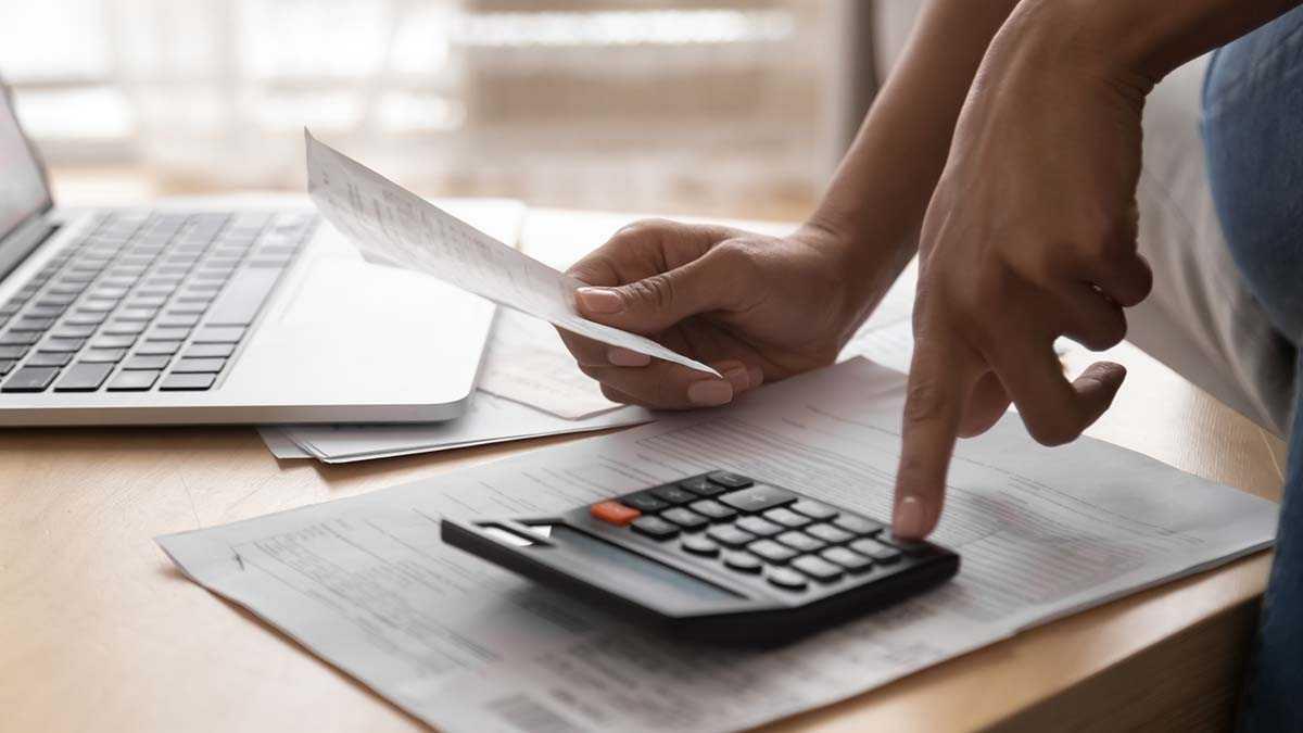 veteran calculating income
